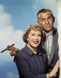 Gracie Allen and George Burns1958© 1978 Wallace Seawell - Image 1001_0632