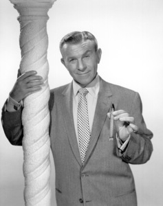 George Burns, c. 1956. © 1978 Wallace Seawell - Image 1001_0640