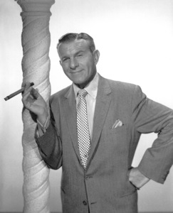 George Burns, c. 1956. © 1978 Wallace Seawell - Image 1001_0645