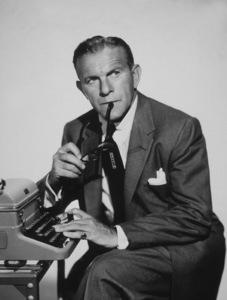 George Burnsc. 1954/ CBSPhoto by Gabi Rona - Image 1001_0648