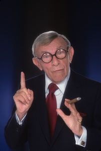 George Burns1985© 1985 Mario Casilli - Image 1001_0658
