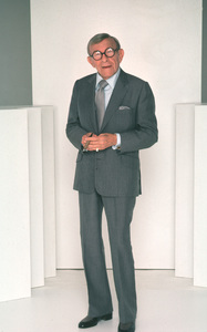 George Burns, June 1985. © 1985 Mario Casilli - Image 1001_0661