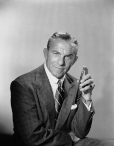 George Burns, c. 1955. © 1978 Wallace Seawell - Image 1001_0665