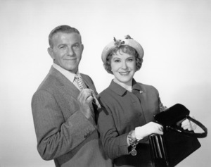 George Burns and Gracie Allen,c. 1956. © 1978 Wallace Seawell - Image 1001_0667