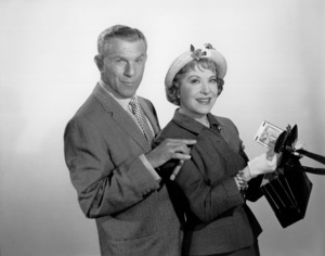 George Burns and Gracie Allen,c. 1956. © 1978 Wallace Seawell - Image 1001_0668