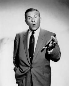 George Burnsc. 1954/CBSPhoto by Gabi Rona - Image 1001_0674