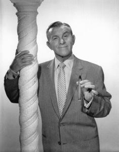 George Burns, c. 1956. © 1978 Wallace Seawell - Image 1001_0675