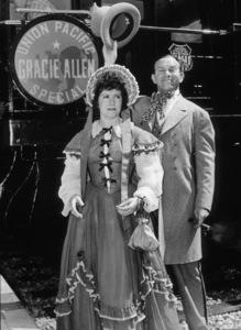 George Burns and Gracie Allen, c. 1950.**I.V. - Image 1001_0677