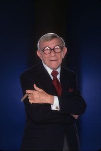 George Burns1985© 1985 Mario Casilli - Image 1001_0684