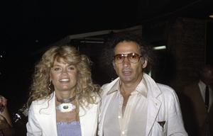 Dyan Cannon and Jerry Schatzbergcirca 1980s© 1980 Gary Lewis - Image 1002_0017