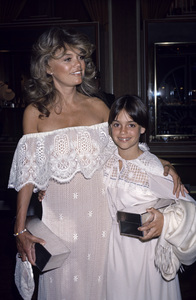 Dyan Cannon and Jennifer Grant at the Governor