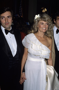 "Armand Assante and Dyan Cannon at ""The 36th Annual Golden Globe Awards""January 27, 1979© 1979 Gary Lewis - Image 1002_0024"