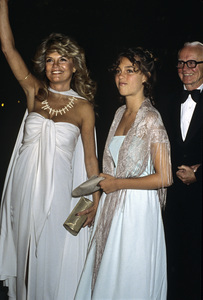 "Dyan Cannon and Jennifer Grant at ""The 51st Annual Academy Awards""April 9, 1979© 1979 Gary Lewis - Image 1002_0028"