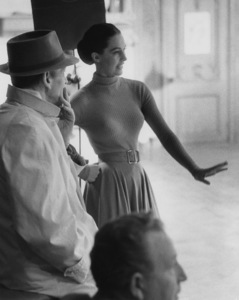 """Cyd Charisse and Fred Astaire""""Red Blues""""1956 © 1978Lou Jacobs - Image 1003_0076"""