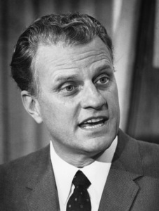Billy Grahamcirca 1956Photo by Clayton Bud Gray - Image 10061_0002