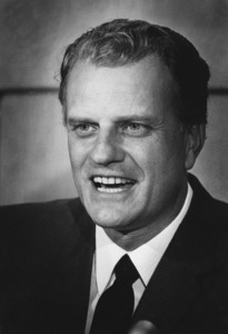 Billy Grahamcirca 1961Photo by Clayton Bud Gray - Image 10061_0003