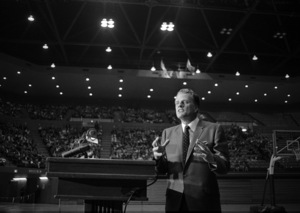 Billy Graham / January 29, 1967Photo by Clayton Bud Gray - Image 10061_0004