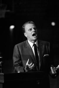 Billy Graham1967 © 1978 Clayton Bud Gray - Image 10061_0009