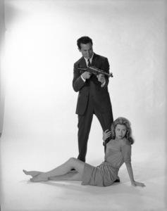 """Johnny Cool""Elizabeth Montgomery, Henry Silva1963© 1978 Gene Howard - Image 10078_0003"