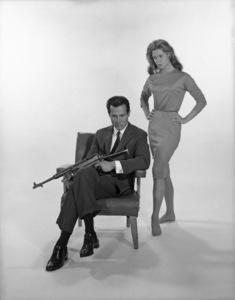 """Johnny Cool""Elizabeth Montgomery, Henry Silva1963© 1978 Gene Howard - Image 10078_0004"