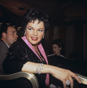 """The Golden Globe Awards""Judy Garland1962 © 1978 Bernie Abramson - Image 10095_0001"