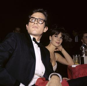 """The Golden Globe Awards""Warren Beatty, Natalie Wood1962© 1978 Bernie Abramson - Image 10095_0018"