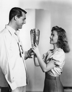 """The Bachelor and the Bobby-Soxer""Shirley Temple, Cary Grant1947 RKO** I.V. - Image 10102_0003"
