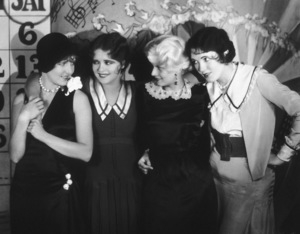 """Saturday Night Kid, The"" Jean Arthur,Clara Bow, Jean Harlow1929 Paramount**I.V. - Image 10126_0002"