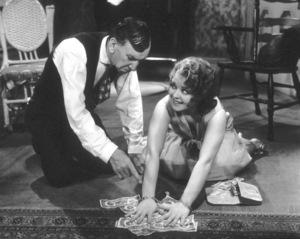 """Saturday Night Kid, The""Charles Sellon, Clara Bow1928 Paramount**I.V. - Image 10126_0003"