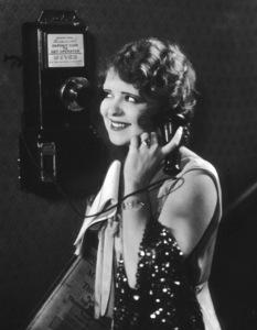 """""""Saturday Night Kid, The""""Clara Bow1928 Paramount**I.V. - Image 10126_0004"""