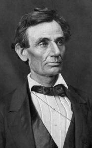 Abraham LincolnJune 3rd, 1860Photo by Alexander Hesler - Image 10127_0001