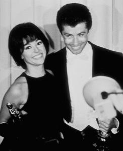 """Academy Awards: 34th Annual,""Rita Moreno.  1962. © 1978 David Sutton - Image 10161_0003"