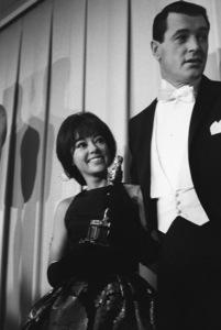 """The 34th Annual Academy Awards""Rita Moreno, Rock Hudson1962© 1978 David Sutton - Image 10161_0004"