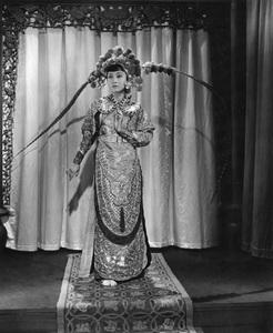 """""""DAUGHTER OF SHANGHAI""""  Anna Mae Wong, Paramount, 1938, I.V. - Image 10165_0001"""