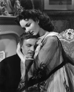 """Madame BovaryAlf Kjellin, Jennifer Jones1949 MGM - Image 10191_0001"
