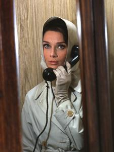 """Charade""Audrey Hepburn1964 Universal**I.V. - Image 10193_0003"