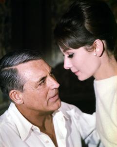"""Charade""Cary Grant, Audrey Hepburn1963 UniversalPhoto by Millard**I.V. - Image 10193_0006"