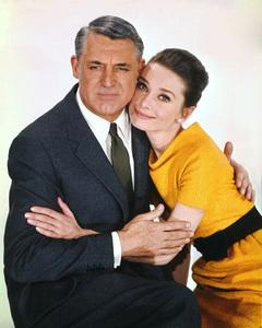 """Charade""Cary Grant, Audrey Hepburn1963 UniversalPhoto by Millard**I.V. - Image 10193_0007"