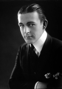 Wallace Reid, c. 1921.Photo by Nelson Evans**I.V. - Image 10214_0001
