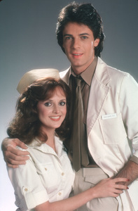 """General Hospital""Jacklyn Zeman,Rick Springfield1981 ABC © 1981 Mario Casilli - Image 10305_0004"