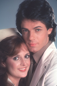 """General Hospital""Jacklyn Zeman,Rick Springfield1981 ABC © 1981 Mario Casilli - Image 10305_0044"