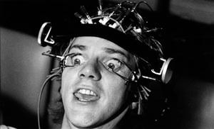 Malcolm McDowell, A CLOCKWORK ORANGE, WB, 1972, I.V. - Image 10310_0010