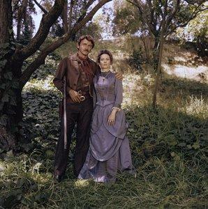 """The Wild Country""Steve Forrest, Vera Miles1970© 1978 Gene Howard - Image 10319_0002"