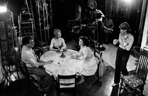 """The Turning Point""Herbert Ross, Anne Bancroft, Shirley MacLaine1977 20th Century Fox - Image 10336_0002"