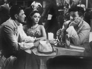 """Tropic Zone""Ronald Reagan, Estelita, Noah Beery1953 Paramount - Image 10339_0002"