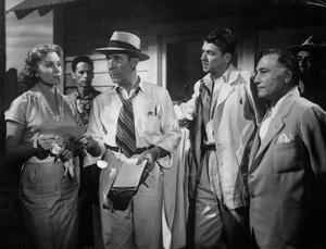 """Tropic Zone""Rhonda Fleming, John Wengraf, Ronald Reagan1953 Paramount - Image 10339_0003"
