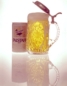 Food Category Falstaff Beer1972 © 1978 Sid Avery - Image 10370_0097