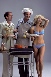"""""""Food"""" Barbeque1976 © 1978 Sid Avery - Image 10370_0263"""