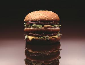 """Food""Big Mac1980 © 1980 Sid Avery - Image 10370_0524"