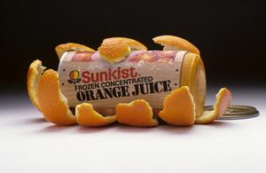 Food Shots (Sunkist Oranges)1978© 1978 Sid Avery - Image 10370_0706